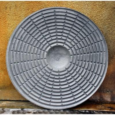 Disc/grill din fontă pentru exterior