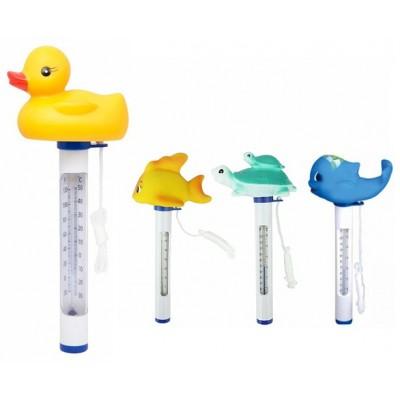 Termometru-jucarie pentru piscine