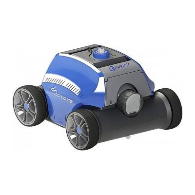 Robot piscina NETSPA COYOTE, fara cablu, 50W / 12V, autonomie 120min.