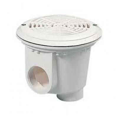 Sifon rotund ABS (p/u piscine din beton)