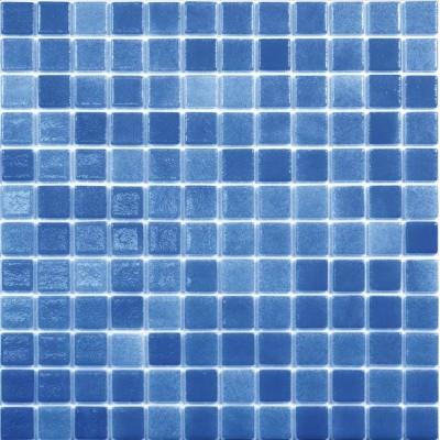 Mozaic de sticlă BR-2005 AZUL MEDIO