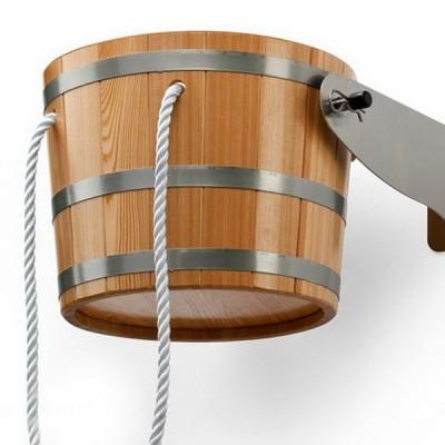 Caldare cascad pentru sauna BLUMENBERG