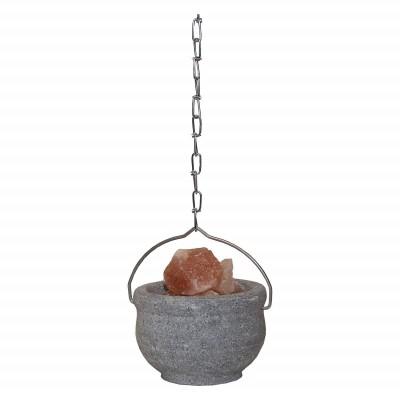 Cupa din Piatra cu sare de Himalaya