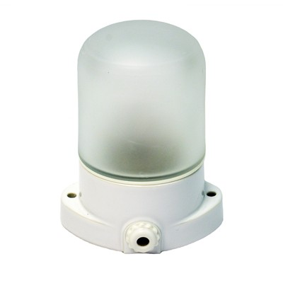Lampa pentru sauna din ceramica