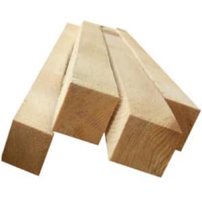 Leaț- carcasă sauna (brad) 43*43 L-3m