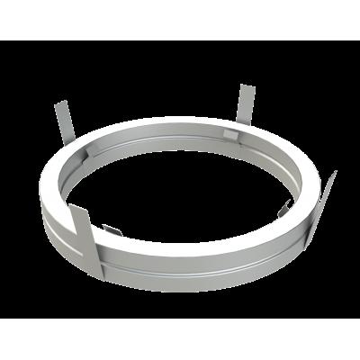 Trecere de tavan D200 OS sistem de 0,5 mm (Sauna Barrel)