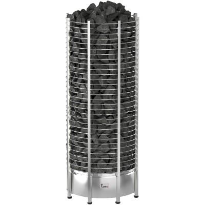 Soba pentru sauna SAWO Tower Round TH12 24.0kW, (Fara panou de control)